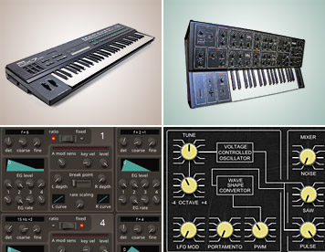 Synthesizer Collection - 90 VST emulations (Moog, Arp, Korg